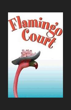 Flamingo Court,, NYC Show Poster