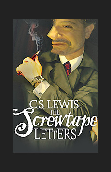 The Screwtape Letters, Westside Theatre , NYC Show Poster