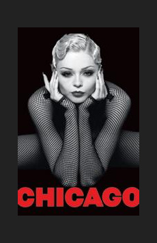 Chicago,, NYC Show Poster