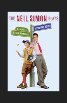 The Neil Simon Plays: Broadway Bound, Nederlander Theatre, NYC Show Poster