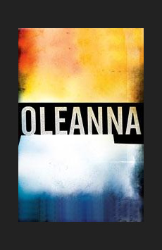 Oleanna,, NYC Show Poster