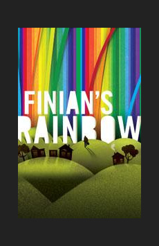 Finian's Rainbow, St. James Theatre, NYC Show Poster