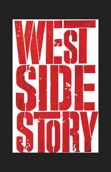 West Side Story, Palace Theatre, NYC Show Poster