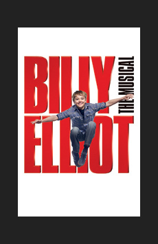 Billy Elliot, Imperial Theatre, NYC Show Poster