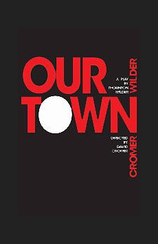 Our Town, Barrow Street Theatre, NYC Show Poster