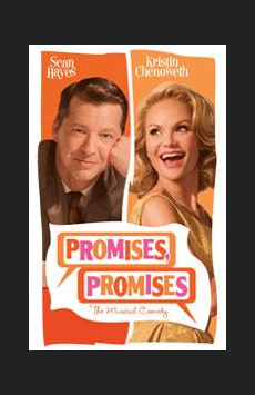 Promises, Promises, Broadway Theatre, NYC Show Poster