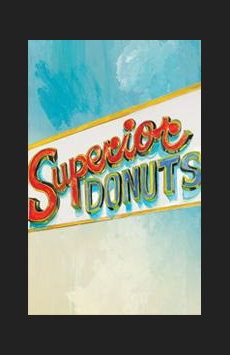 Superior Donuts, Music Box Theatre, NYC Show Poster
