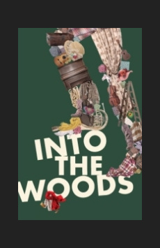 Into the Woods, Laura Pels Theatre, NYC Show Poster