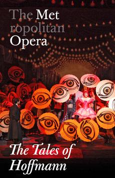 Metropolitan Opera: The Tales of Hoffman, The Metropolitan Opera, NYC Show Poster