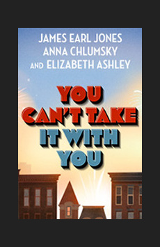 You Can't Take It With You, Longacre Theatre, NYC Show Poster