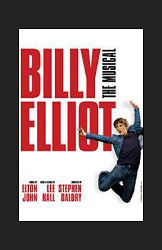 Billy Elliot,, NYC Show Poster