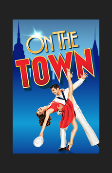 On the Town,, NYC Show Poster