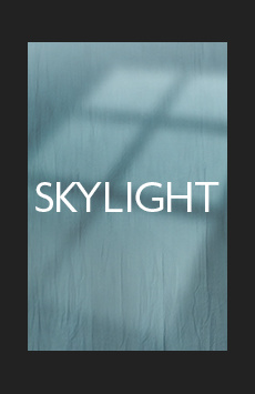 Skylight, John Golden Theatre, NYC Show Poster