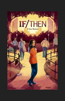 If/Then ,, NYC Show Poster