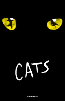 Cats, Neil Simon Theatre, NYC Show Poster