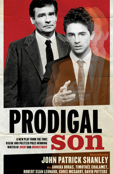 Prodigal Son, Manhattan Theatre Club, NYC Show Poster