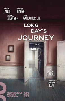 Long Day's Journey Into Night, American Airlines Theatre, NYC Show Poster