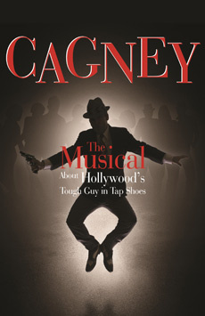 Cagney, Westside Theatre , NYC Show Poster