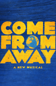 Come From Away,, NYC Show Poster