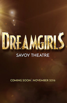 Dreamgirls,, NYC Show Poster