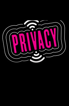 Privacy, Joseph Papp Public Theater/Newman Theater, NYC Show Poster