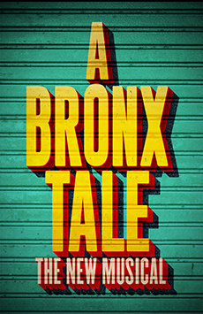 A Bronx Tale, Longacre Theatre, NYC Show Poster
