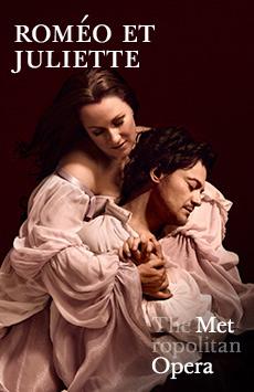 Metropolitan Opera: Romeo et Juliette, The Metropolitan Opera, NYC Show Poster
