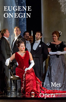 Metropolitan Opera: Eugene Onegin,, NYC Show Poster