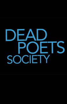 Dead Poets Society, Classic Stage Company, NYC Show Poster