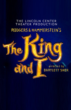 The King and I ,, NYC Show Poster