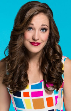 Laura Osnes, Feinstein's/54 Below, NYC Show Poster