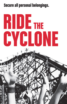 Ride the Cyclone, Lucille Lortel Theatre, NYC Show Poster