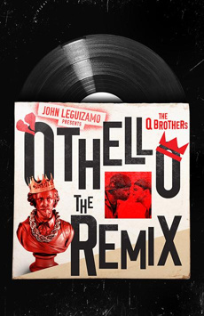 Othello: The Remix, Westside Theatre , NYC Show Poster