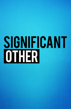 Significant Other, Booth Theatre, NYC Show Poster