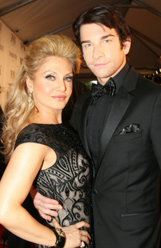 Orfeh and Andy Karl: Legally Bound, Feinstein's/54 Below, NYC Show Poster