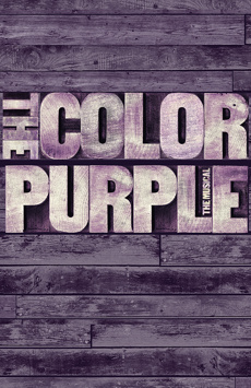 The Color Purple, Bernard B. Jacobs Theatre, NYC Show Poster