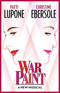 War Paint, Nederlander Theatre, NYC Show Poster