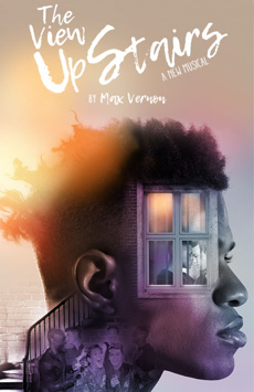 The View UpStairs, Lynn Redgrave Theatre, NYC Show Poster
