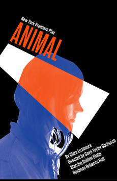Animal, Atlantic Stage 2, NYC Show Poster