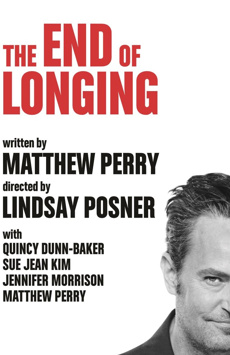 The End of Longing, Lucille Lortel Theatre, NYC Show Poster