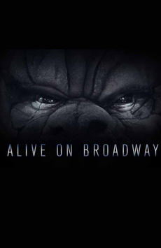 King Kong, Broadway Theatre, NYC Show Poster
