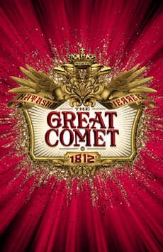 Natasha, Pierre & the Great Comet of 1812, Imperial Theatre, NYC Show Poster
