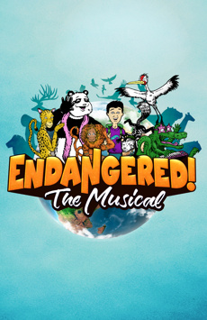 Endangered! The Musical, Davenport Theatre, NYC Show Poster