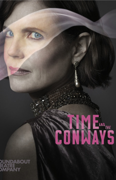 Time and the Conways, American Airlines Theatre, NYC Show Poster
