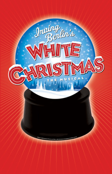 Irving Berlin's White Christmas,, NYC Show Poster