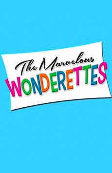 The Marvelous Wonderettes, Kirk Theatre, NYC Show Poster