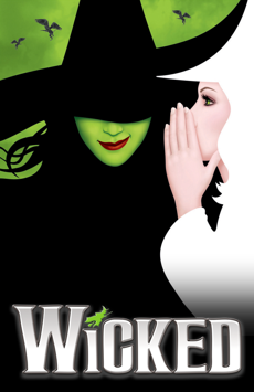Wicked, Gershwin Theatre, NYC Show Poster