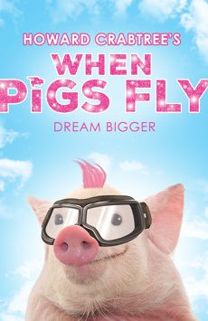 When Pigs Fly, Stage 42, NYC Show Poster