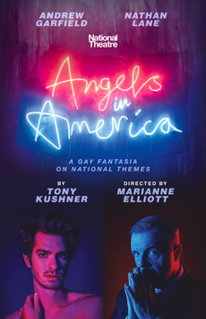 Angels in America, Neil Simon Theatre, NYC Show Poster