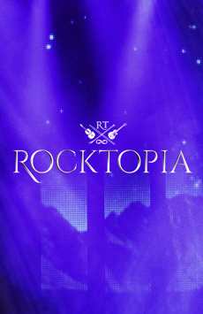 Rocktopia, Broadway Theatre, NYC Show Poster
